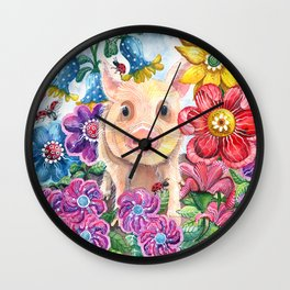 Penelope Wall Clock