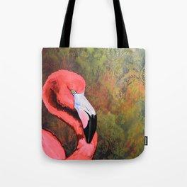 flamingo VI Tote Bag