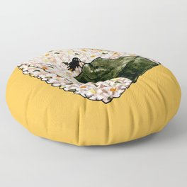Onigiri Snooze Floor Pillow