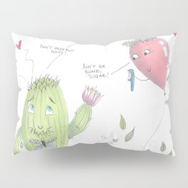 Unconventional Love Pillow Sham