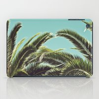 palms iPad Cases featuring Palms by Lawson Images