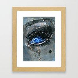 Gzhel Framed Art Print
