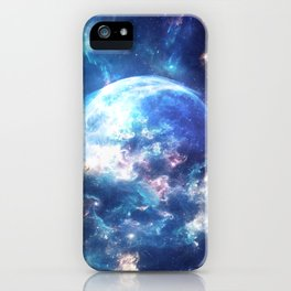 Bulle Spatial iPhone Case