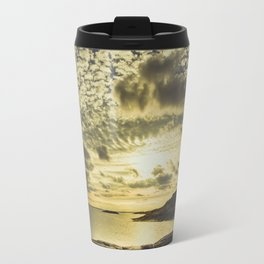 Good night sweet sun Travel Mug