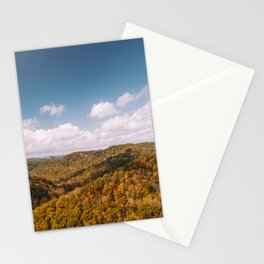View of Red River Gorge, Kentucky Stationery Cards