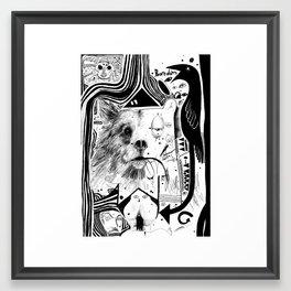 des26 Framed Art Print