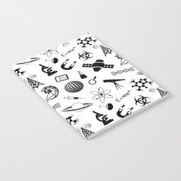 Symbols of Science Notebook