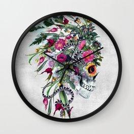 Momento Mori Chief Wall Clock