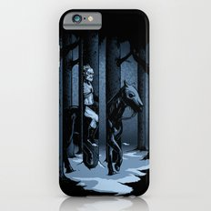 The Walker in the Woods iPhone 6s Slim Case