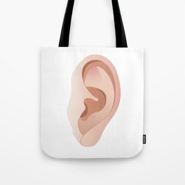 Ear Tote Bag
