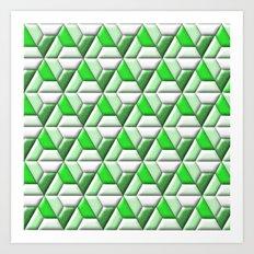 Geometrix XXXIV Art Print