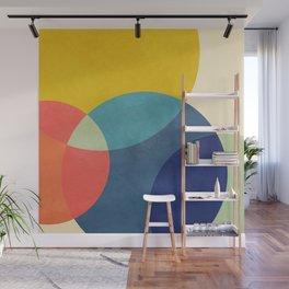 Flow of Geometry 2 Wall Mural