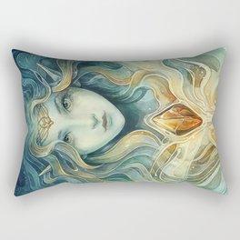 Snowqueen Rectangular Pillow