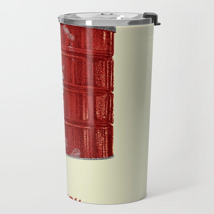 The Lebowski Series: Donny Travel Mug