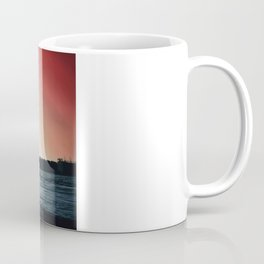 I Turn Around And You're On Fire Coffee Mug
