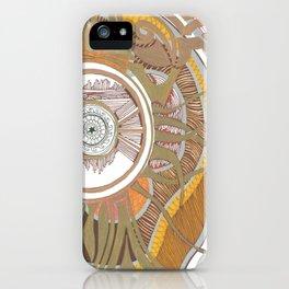 Golden Compass iPhone Case