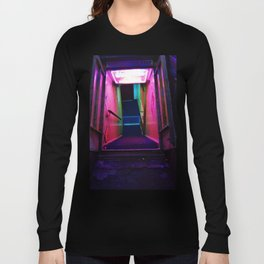 Watch Your Step Long Sleeve T-shirt