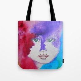Bella SASS Girlz - Zena - SASS = STRONG and SUPER SMART Tote Bag