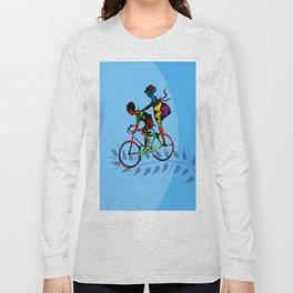 light sky Long Sleeve T-shirt