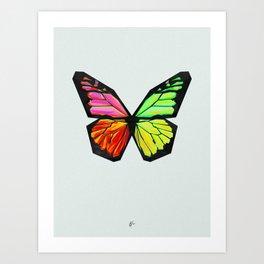 So Fly 2 Art Print