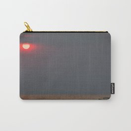 Sunset in Rwanda Carry-All Pouch