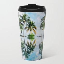 tropical vibes #decor #buyart #society6 Travel Mug