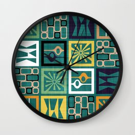 MCM Nice n Breezy Wall Clock