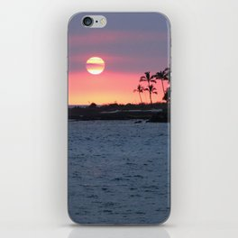 Kona Sunset iPhone Skin