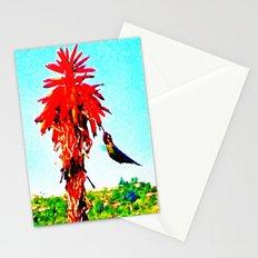 Stickybeaking Hummingbird Stationery Cards