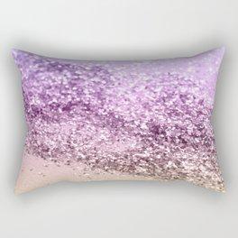 Unicorn Girls Glitter #13 #shiny #decor #art #society6 Rectangular Pillow