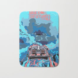 Back to the Future 2 - BTTF Bath Mat