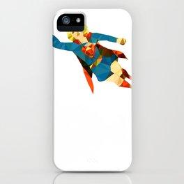 Superdudette iPhone Case