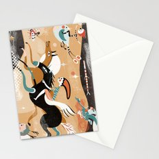 flying Stationery Cards