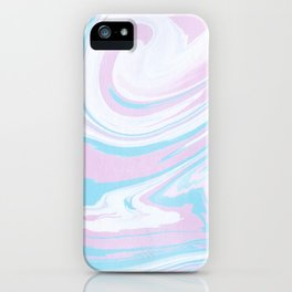 Blue Marble 4 iPhone Case