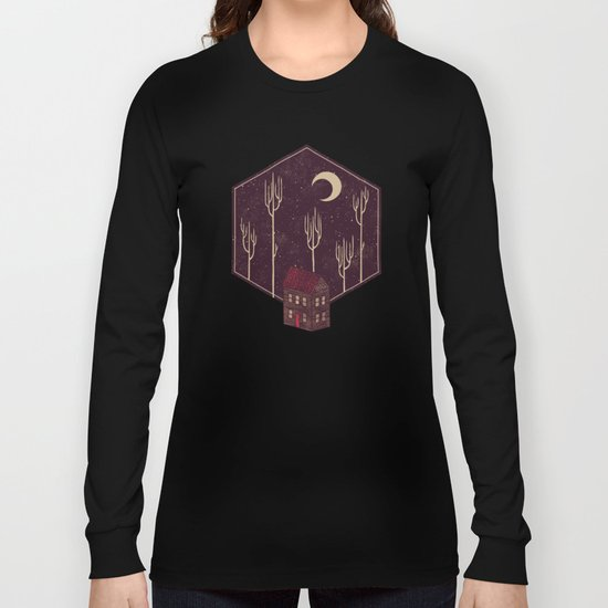 Still Night Long Sleeve T-shirt