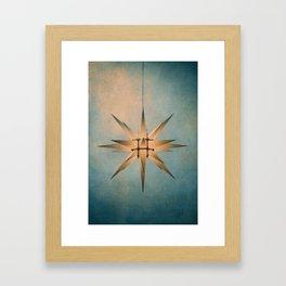 chrismas Framed Art Print