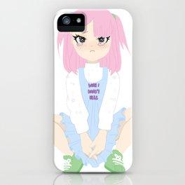 KinderKid iPhone Case