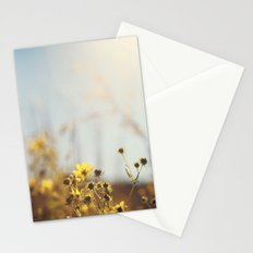 The sunbathers Stationery Cards