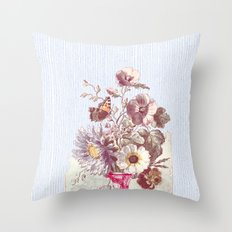 A thing of beauty is a joy forever Throw Pillow