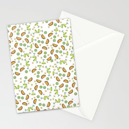 Tacos & Margs 1 Stationery Cards