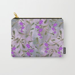 Floral pattern 5 Carry-All Pouch