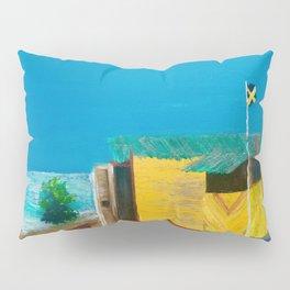 Jamaica. Jamaican Blues Pillow Sham