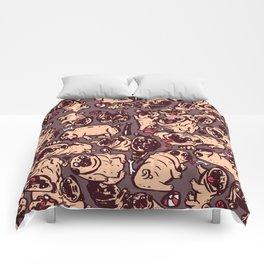 Pugs meeting Comforters