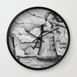 nuclear phenix Wall Clock