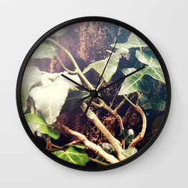 Twigs Entwined Wall Clock