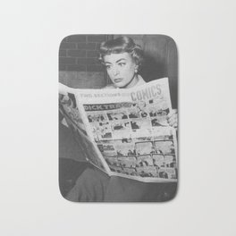 Joan's Comics Bath Mat