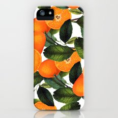 The Forbidden Orange #society6 #decor #buyart iPhone (5, 5s) Slim Case