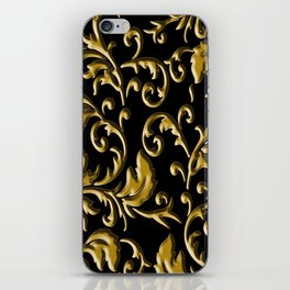 Vampyr Royalty (Black) iPhone Skin