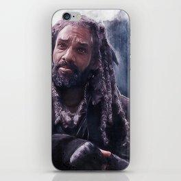 King Ezekiel Of The Kingdom - The Walking Dead iPhone Skin