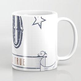 50th-Birthday---Vintage-50-Tried-&-True Coffee Mug